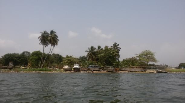 yatchs sur la lagune